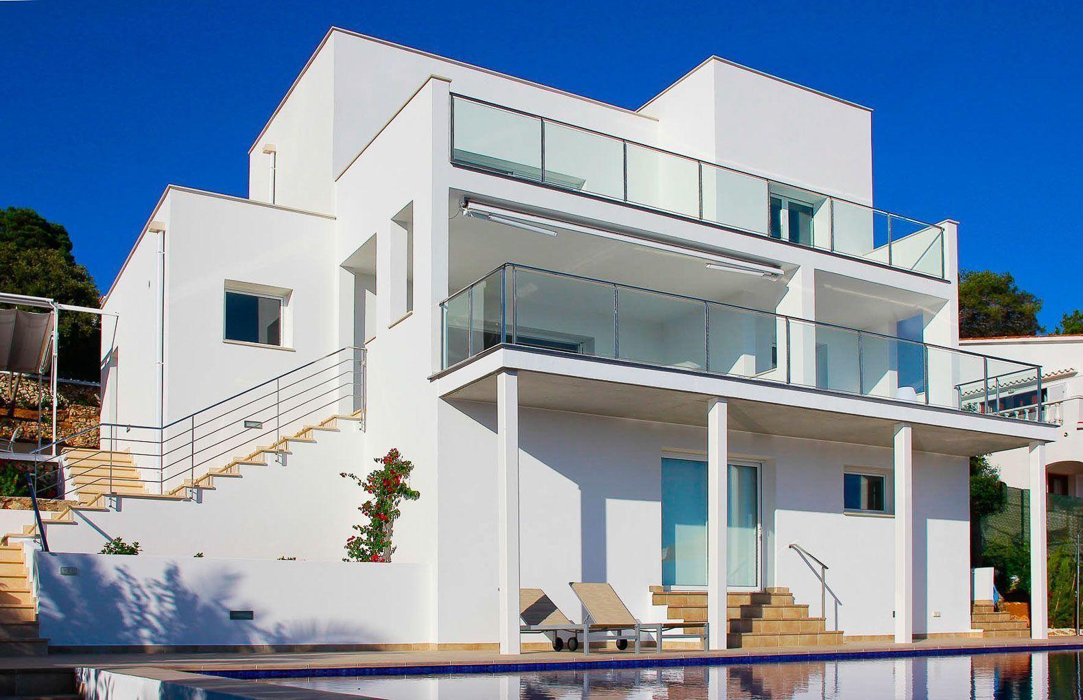 Luxury villa to rent in Menorca